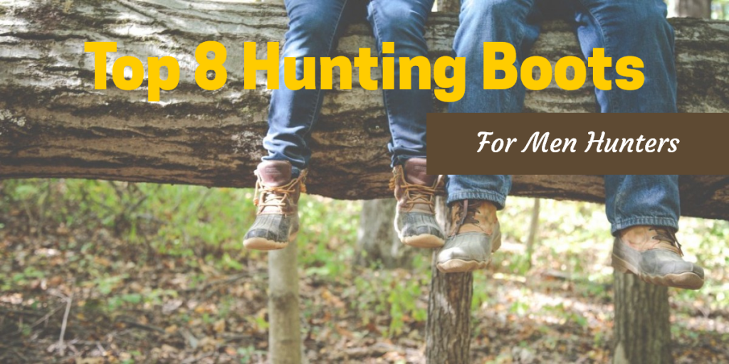 Best waterproof hunting boots for hunting