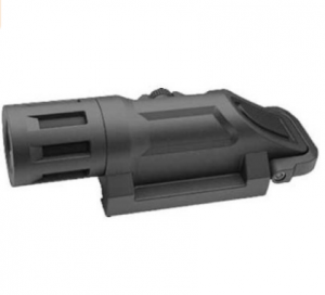 InForce WML, Multifunction Weapon Mounted Light, White LED, 200 Lumens, Black INF-WML-B-W