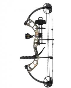 Bear Archery Cruzer Ready to Hunt Compound Bow Package 70lb RH A5CZ21007R