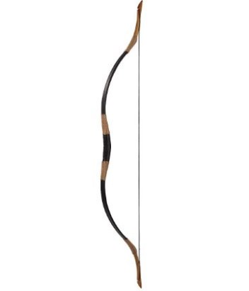 Longbowmaker Hungarian style Handmade Longbow Flagella Recurve Horsebow Archery 20-110LBS H1