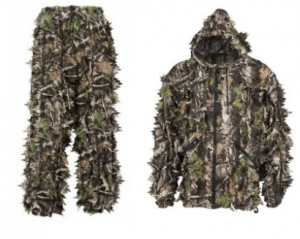 SwedTeam Super Natural Camouflage Leafy Hunting Suit