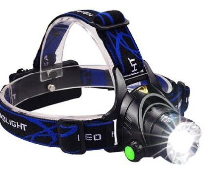 GRDE Zoomable Hunting Light