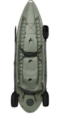 lifetime-sport-fisher-single-or-tandem-kayak-10-feet-olive-green