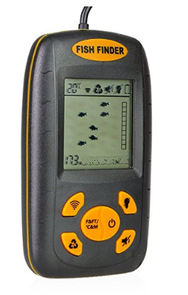 venterior-portable-fish-finder-water-depth-temperature-fishfinder-with-wired-sonar-sensor-transducer-and-lcd-dispaly