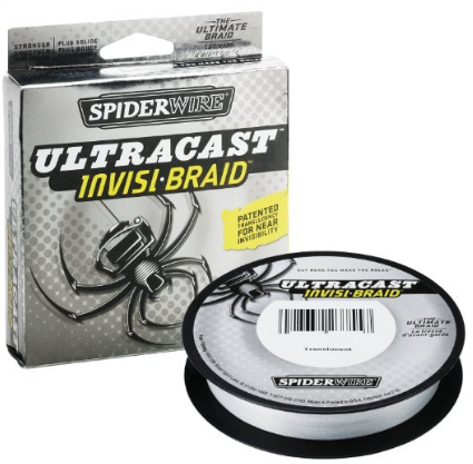 Best braided fishing line review 2018 epic wilderness for Best braided fishing line