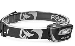 foxelli- brightest LED headlamp