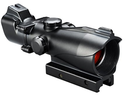 Bushnell AR Optics Illuminated Red Reticle Riflescope