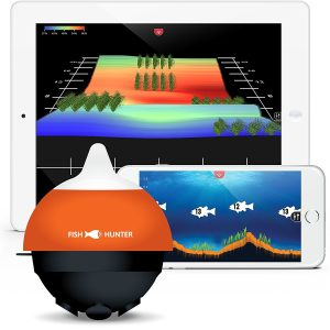 FishHunter Directional wireless fish finder