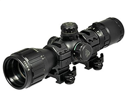 UTG 3-9X32 1 Hunting Riflescope