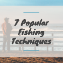 popular fishing techniques