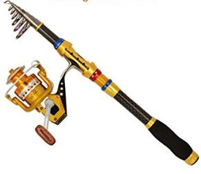 supertrip-telescopic fishing pole