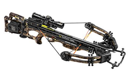 TenPoint Stealth FX4 Crossbow Package with ACUdraw