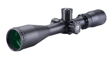 BSA 6-18X40 Sweet 17 Rifle Scope with Side Parallax Adjustment and Multi-Grain Turret