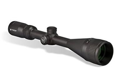 Crossfire II 4 - 12x50mm AO Riflescope