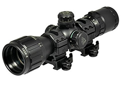 UTG BugBuster Coyote Hunting Scope