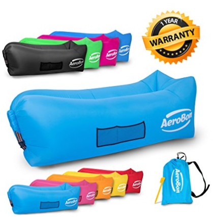 Aerobon Inflatable Lounge Bag