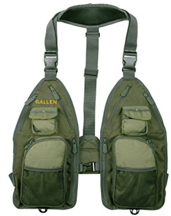 Allen Gallatin Ultra Light Strap Pack Fishing Vest