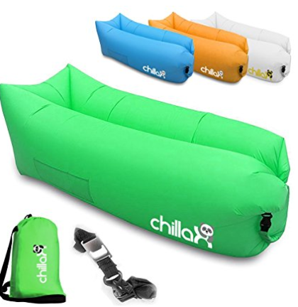 Chillax Inflatable Air Hammock