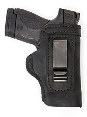 Concealed Carry Leather Gun Holster