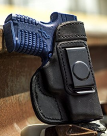 Leather IWB Conceal Carry Holster