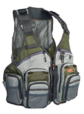 Premium Quality Fly Fishing Vest For Men & Women By Anglatech