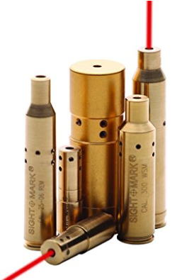 SightMark Laser Bore Sights Cartridge Sizes