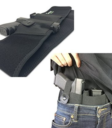 Concealed Carry Band Holster