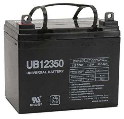 Wilderness Tarpon Electric Trolling Motor Battery