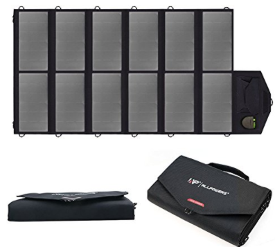 Allpowers 80W Foldable Solar Panel Charger