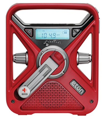 American Red Cross FRX3 Survival Radio