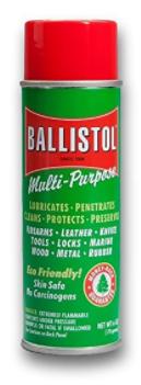 Ballistol Multipurpose Aerosol Can Lubricant