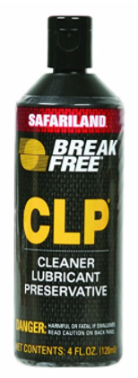 Break-Free CLP-4 Squeeze Bottle Lubricant