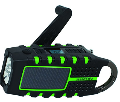 Eton Scorpion II Multipurpose Digital Radio
