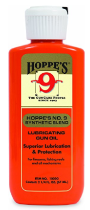 Hoppe's No.9 Synthetic Blend Lubricating Oil