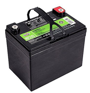 Interstate AGM Deep Cycle Marine Battery