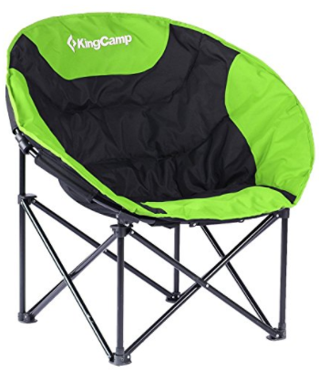 King Camp Moon Camping Chair