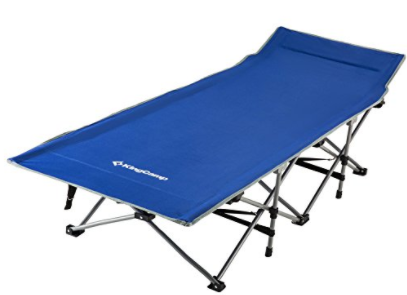 KingCamp Stable Camping Bed Cot