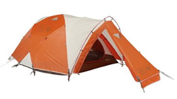 Mountain Hardwear Trango Tent for cold weather