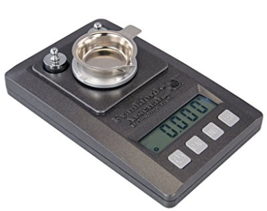 platinum series precision reloading scale