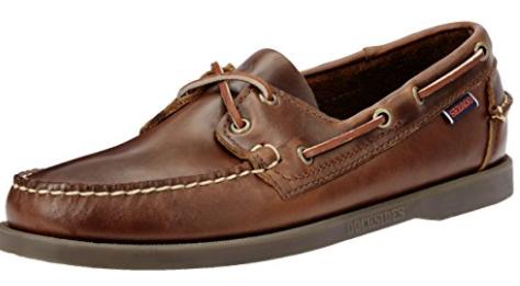 Sebago Men's Docksides Boat Shoes for fishing