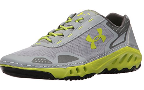 Best fishing shoes review 2018 water and land wear epic for Under armour fishing shoes