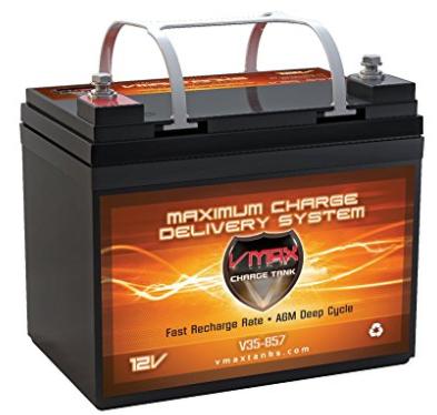 VMAXTANKS Group U1 Marine Deep Cycle Battery