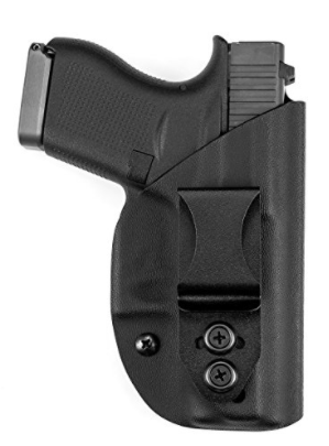 Vedder IWB Kydex Gun Holster appendix carry