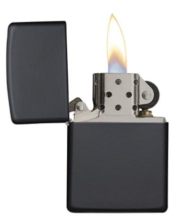 Zippo Matte Tactical Lighter