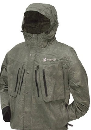 Frogg Toggs Toad Wading Jacket