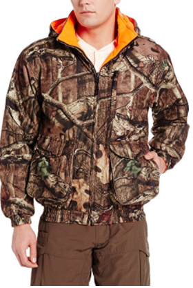 Yukon Men's Reversible Jacket