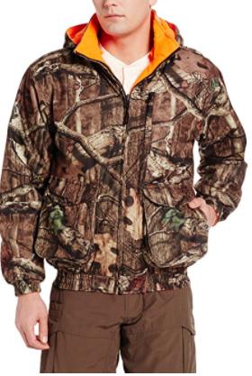 Yukon Men's Reversible Jacket