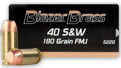 Blazer Brass Bulk Ammo