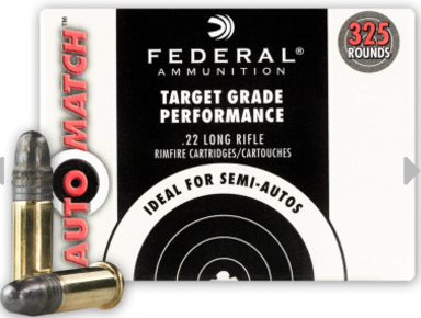 Federal AutoMatch Target