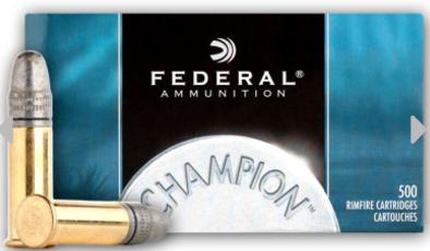 Federal Champion Ammo